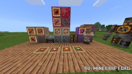 Скачать Bedrock inSanity – Ores Expansion для Minecraft PE 1.13