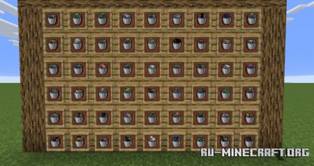 Скачать Get In The Bucket для Minecraft 1.14.4