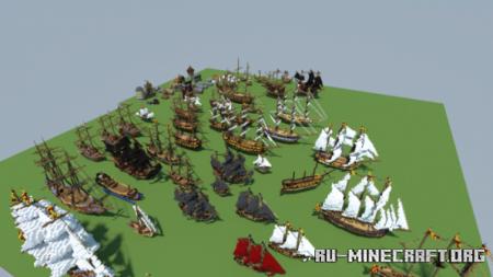 Скачать sirBlake Ship Bundle для Minecraft