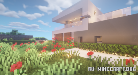 Скачать Modern Survival by Alive_Heart для Minecraft