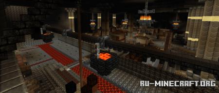 Скачать PiffleKnob's Galendor [32x32] для Minecraft PE 1.13