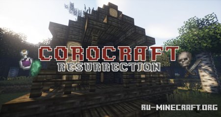 Скачать CoroCraft [16x] для Minecraft 1.13