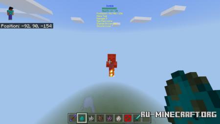 Скачать Mob Indicator V6 Reworked для Minecraft PE 1.13