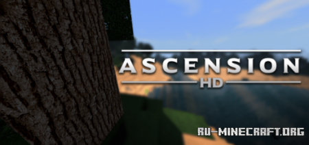 Скачать Ascension HD [256x256] для Minecraft PE 1.13