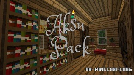 Скачать Aksu [16x] для Minecraft 1.13