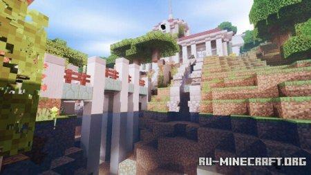 Скачать Scorpio Shaders для Minecraft PE 1.14