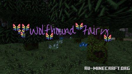 Скачать Wolfhound Fairy [64x] для Minecraft 1.14