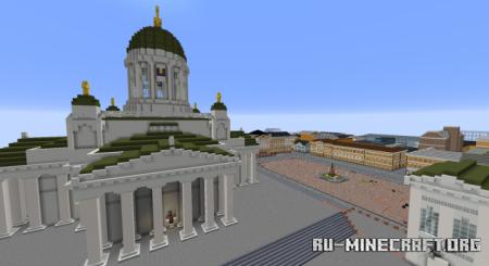 Скачать Helsinki City Center для Minecraft