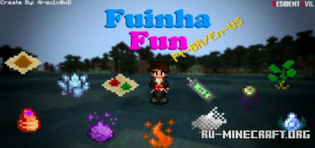 Скачать FuinhaFun для Minecraft PE 1.14
