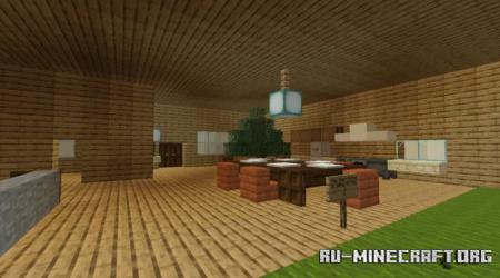 Скачать Find the Button: Nutcracker для Minecraft
