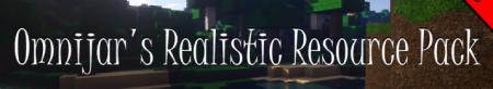Скачать OmniJar's Realistic [64x] для Minecraft 1.14