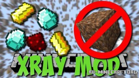 Скачать XRay для Minecraft 1.15