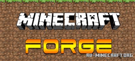Скачать Minecraft Forge для Minecraft 1.15