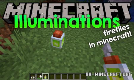 Скачать Illuminations для Minecraft 1.14.4