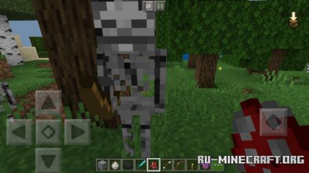 Скачать Cave Creatures для Minecraft PE 1.12