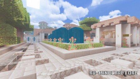 Скачать Scorpio Shaders для Minecraft PE 1.13