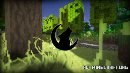 Скачать Wolf [64x] для Minecraft 1.15