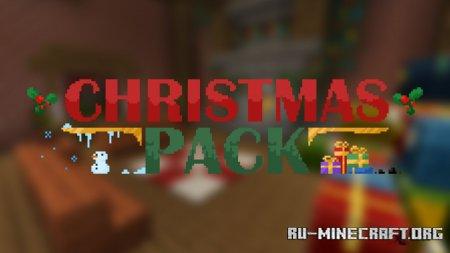 Скачать Christmas Resource [32x] для Minecraft 1.14