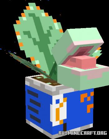 Скачать Little Shop Of Horrors для Minecraft PE 1.14