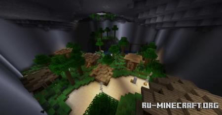 Скачать Escape Game - The 4 Elements для Minecraft