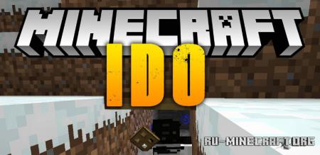 Скачать Ido Mod для Minecraft 1.12.2