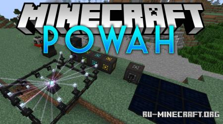 Скачать Powah для Minecraft 1.14.4