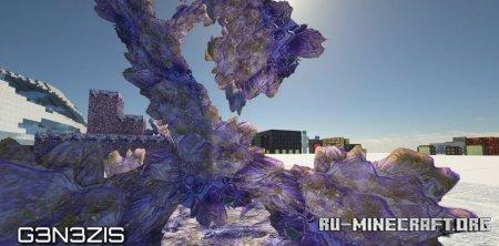 Скачать G3n3zis [128x] для Minecraft 1.15