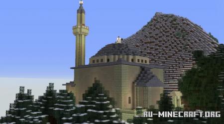 Скачать Mosque Cami для Minecraft