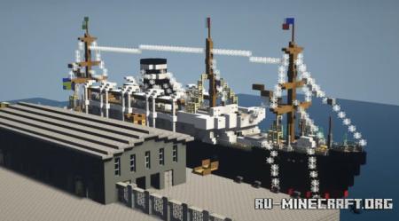 Скачать SS Stockholm для Minecraft