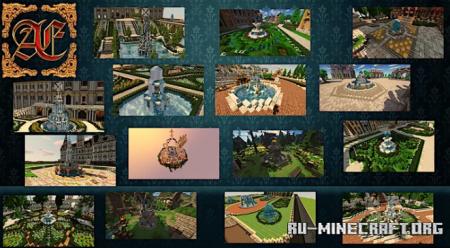 Скачать Fountain Bundle (Once upon a Time - Series) для Minecraft