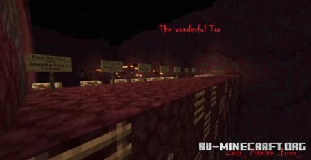 Скачать The Wonderful Tor для Minecraft