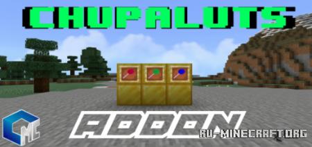 Скачать Chupaluts для Minecraft PE 1.14