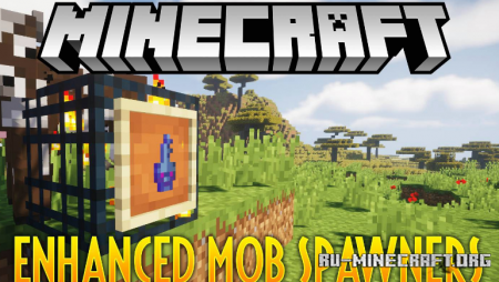 Скачать Enhanced Mob Spawners для Minecraft 1.15.1