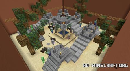 Скачать The Life Guardian Temple 2 для Minecraft