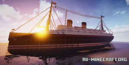 Скачать SS Dolphine для Minecraft