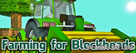 Скачать Farming for Blockheads для Minecraft 1.15.1