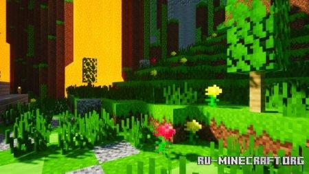 Скачать Real Life Adventure [16x] для Minecraft 1.14