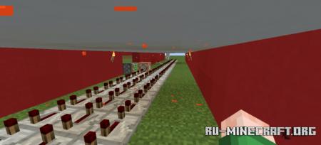 Скачать Rush Parkour для Minecraft PE
