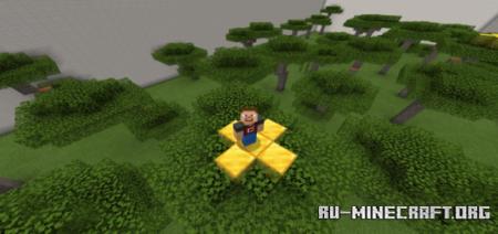 Скачать Tree Jumper для Minecraft PE