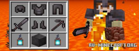 Скачать Nether Update для Minecraft PE 1.14