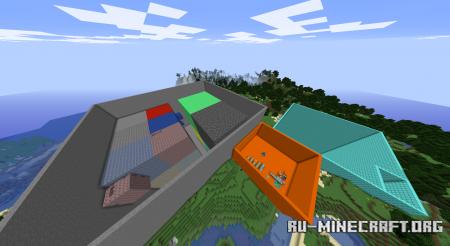 Скачать Blocky Parkour для Minecraft