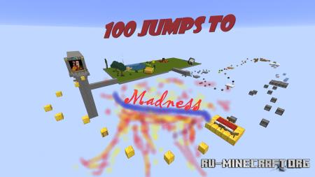 Скачать 100 Jumps to Madness для Minecraft
