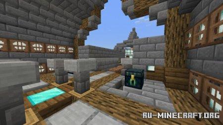 Скачать Small 1v1 для Minecraft PE