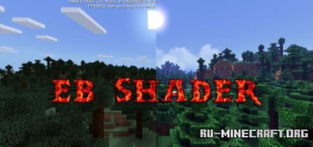 Скачать EB Shader для Minecraft PE 1.15