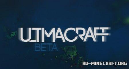 Скачать Ultimacraft [16x] для Minecraft 1.14