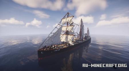 Скачать SS Gluckauf для Minecraft