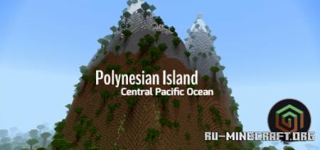 Скачать Polynesian Island для Minecraft PE
