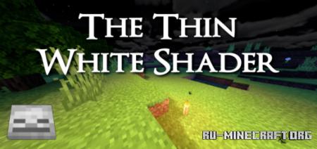 Скачать TTW Shader для Minecraft PE 1.15