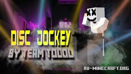Скачать Disc Jockey для Minecraft PE 1.14
