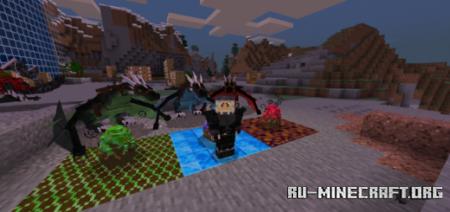 Скачать Expansive Fantasy для Minecraft PE 1.14